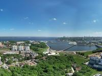 Сферическая панорама: Место потенциальной застройки Замамья