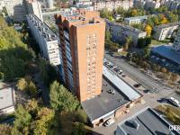 Вид дома ул. Гузовского 17