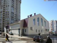 Дом 25 по улице Энтузиастов