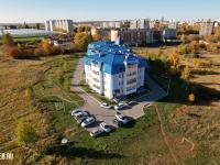 Вид на ул. Ольдеевская 1