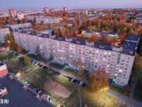Вечерний вид на пр. Максима Горького 39