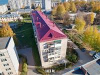 Вид с торца на дом ул. Заводская 16