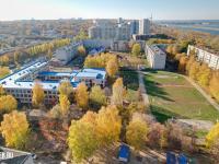 Территория школы в Иваново