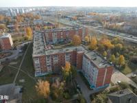 Вид на ул. Сапожникова 4