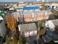 Дома на улице Комбинатская
