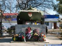 Памятник на ул. 30 лет Победы