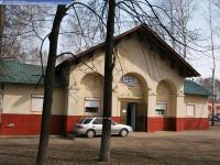 Клуб поселка Восточный