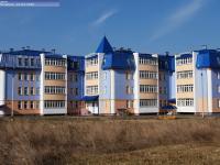 Дом 1 по улице Ольдеевская