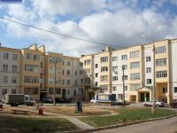 Двор дома 10 по улице Ивана Франко