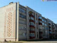 Дом 5 на улице Ильича