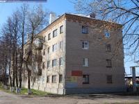 Дом 1 на улице Фрунзе