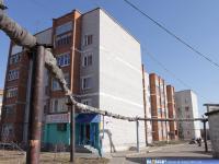 Дом 10 на улице Ильича