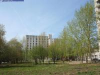 Вид на дом 19к3 по Московскому проспекту