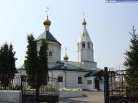 Спасо-преображенская церковь на Владимирской горке