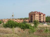 Строительство домов на улице Агакова