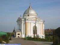 Церковь Иоанна Кронштадского по ул. Коммунальная слобода