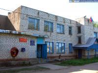Атлашево, административное здание