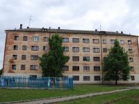Двор дома 4 по улице Привокзальная