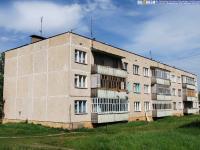 Дом 1 на улице Парковой