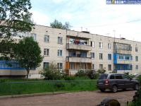 Дом 12 на улице Парковой