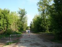 Дорога к строительству парка