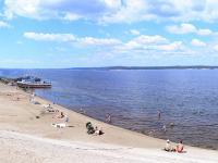 Пляж (Московская набережная)