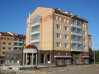 Дом 1 по улице Агакова
