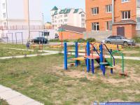 Детский городок во дворе дома по ул. Юрьева, 1