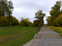 Панорама пешеходой дорожки