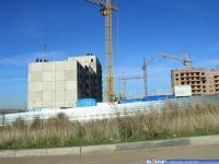 Строительство жилого дома по ул. Дементьева