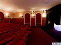 Панорама зала театра кукол