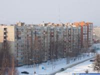 Вид на дома по улице Пролетарская