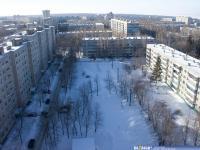 Вид на СЗР с шестнадцатиэтажки