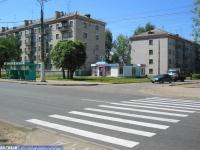 """Остановка """"Улица Яноушека"""""""