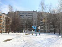 Панорама во дворах по улице Мичмана Павлова