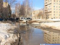Большие лужи по ул. М. Павлова