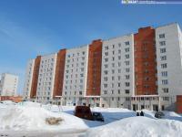 Дом 52 на улице Строителей