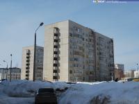 Дом 48 на улице Строителей