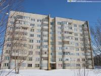 Дом 50 на улице Строителей