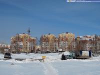 Новостройка на улице Строителей