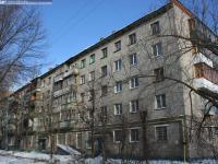 Двор дома 41 по улице Николаева