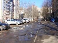 Дворовые дороги в дома 31 по пр. М.Горького