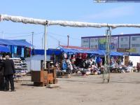 Торговые ряды - Канашская ярмарка