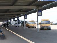 Перрон автовокзала