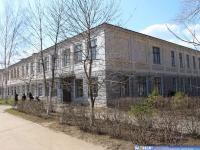Общежитие канашского педагогического колледжа