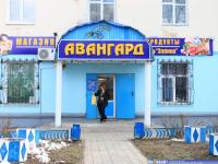 """Продуктовый магазин """"Авнгард"""""""