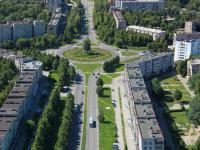 Вид сверху на ул. Советская