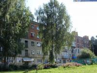 Двор дома  по ул. Гражданская, 58