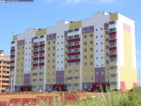 Новый дом по улице Дементьева