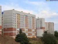 Новые дома по проспекту Тракторостроителей